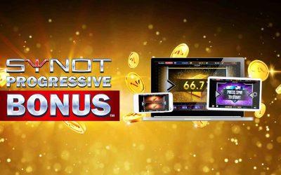 Synot Progressive Bonus